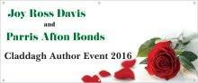 Joy Ross Davis going to Claddagh Author Event, Dublin, IE