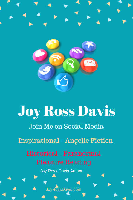 Social Media with Joy Ross Davis, author