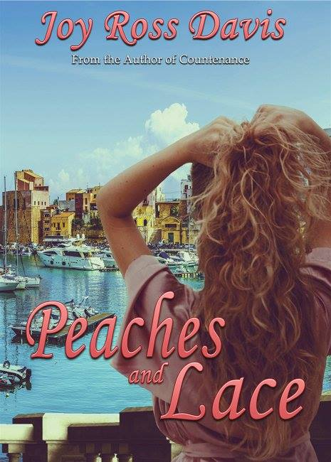cover for Peaches and Lace