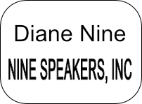 Diane Nine, Literary Agent at Nine Speakers, Inc